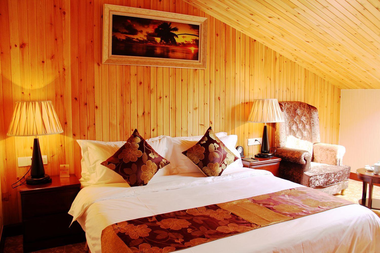 青岛莱西白鹭湖温泉度假酒店,原价550,现特惠416元/套,新酒店,设施都