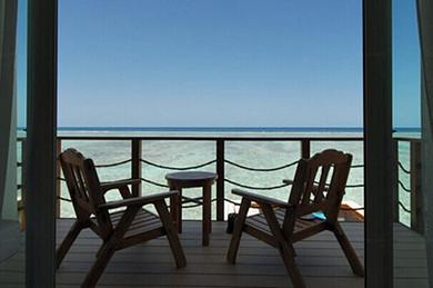 【马尔代夫康杜玛岛5天4晚自由行】单酒店 全程入住4晚沙滩别墅 含