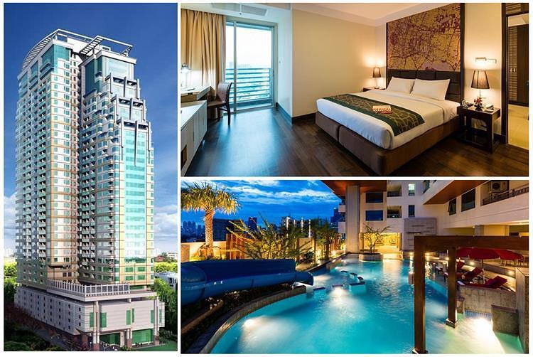 泰国曼谷 芭提雅 沙美岛6日 2晚国际五星 沙美岛海滨酒店 钻石海滩 火舞