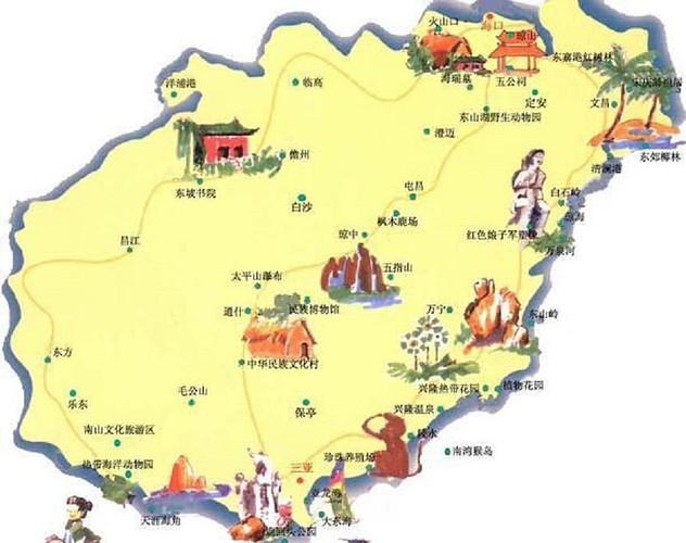 海南旅游-红树湾+分界洲岛+ 蜈支洲岛+玫瑰谷+槟榔谷