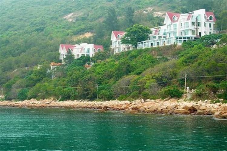 东澳岛丽岛银滩度假村酒店!标准房 2人香洲港码头至岛