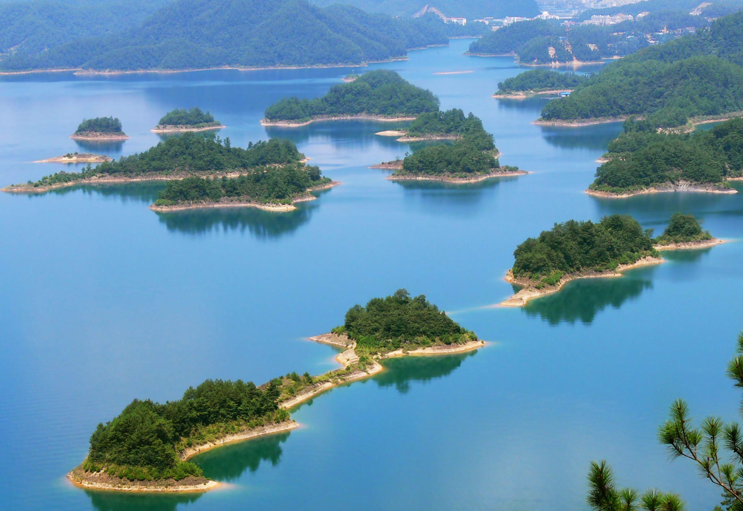 双人价!有效期至8月31日!杭州千岛湖绿城度假酒店2天1晚自由行!