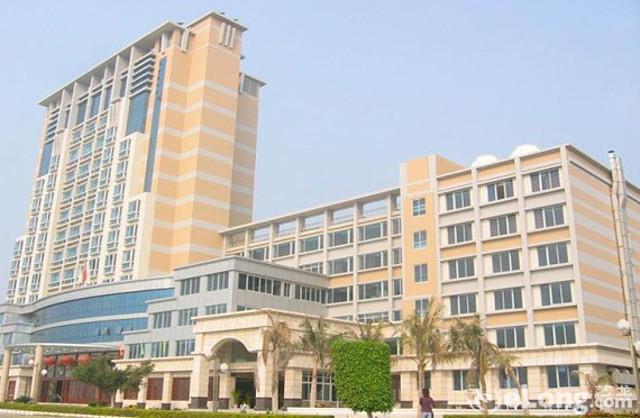 广州出发至阳江闸坡碧珠楼宾馆两天一夜自驾游
