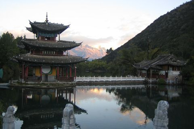 杭州-云南,大理,丽江,昆明