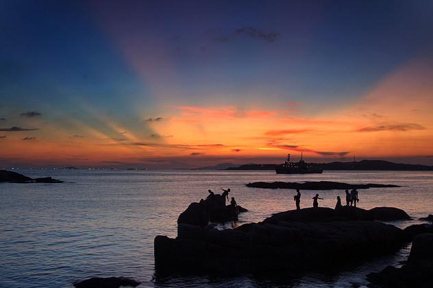 汕尾 红海湾(遮浪半岛)南海观音景区