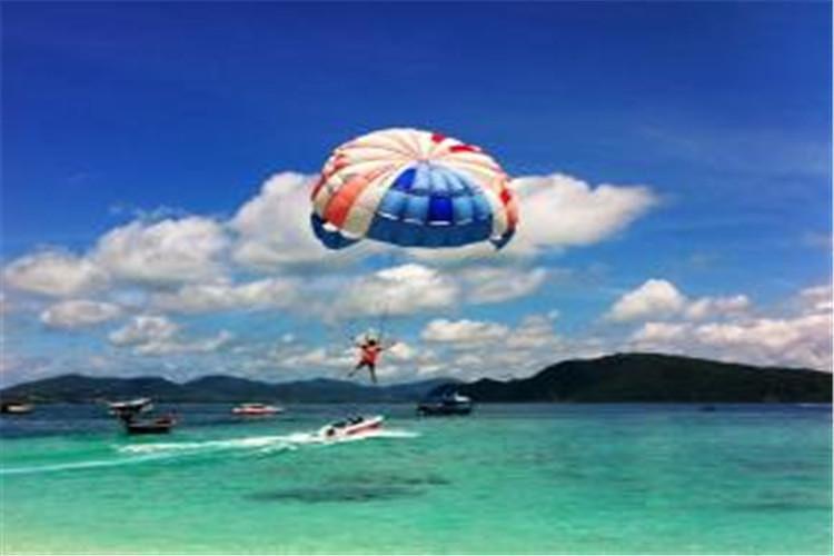 青岛出发,普吉岛+曼谷七天五晚畅享之旅;普吉升级两晚