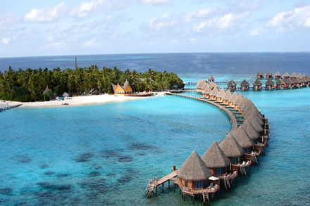 2016度蜜月去马尔代夫怎么选岛