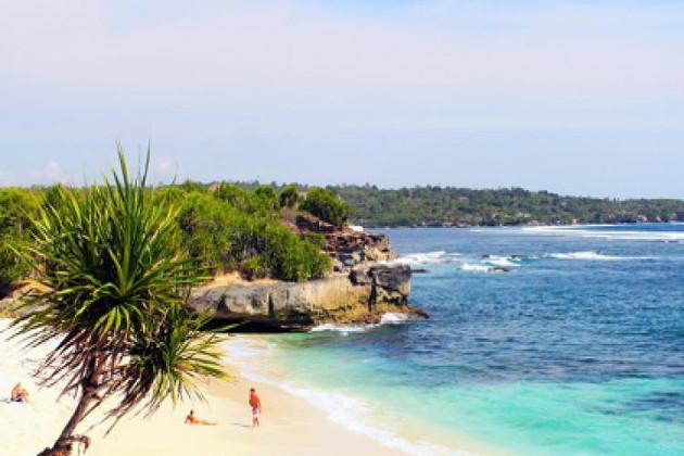 巴厘岛蓝梦岛 贝妮达岛5日75全日出海泳池别墅 国5