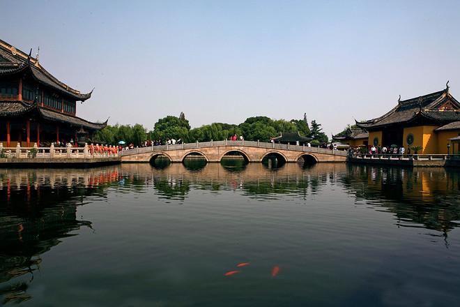 周庄,苏州旅游团购图片