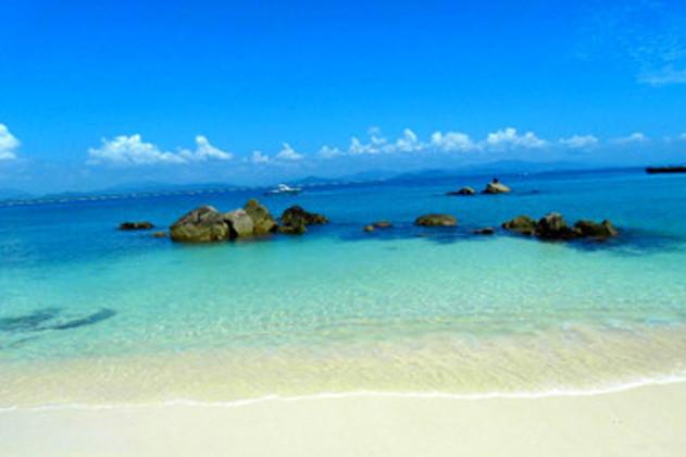 三亚往返5天4晚游 分界洲岛+南湾猴岛+南山 独家蜜月游产品 赠送原