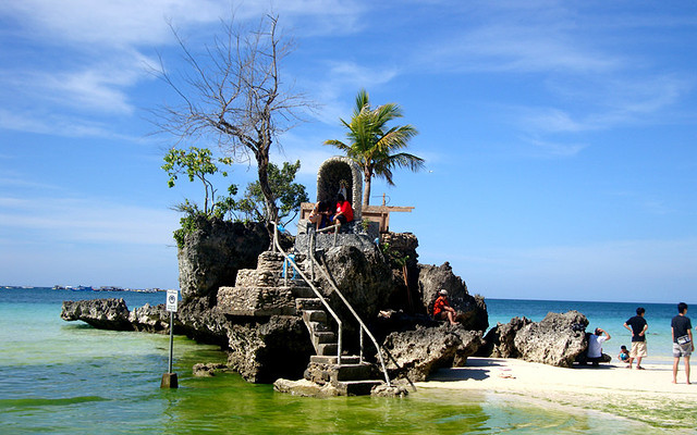 菲比寻常-菲律宾长滩岛8日自由行(3晚皇冠丽晶+3晚克