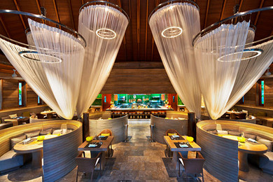 马尔代夫宁静岛 2晚奇妙海滩绿洲别墅2晚壮丽海洋绿洲别墅>含早餐+水