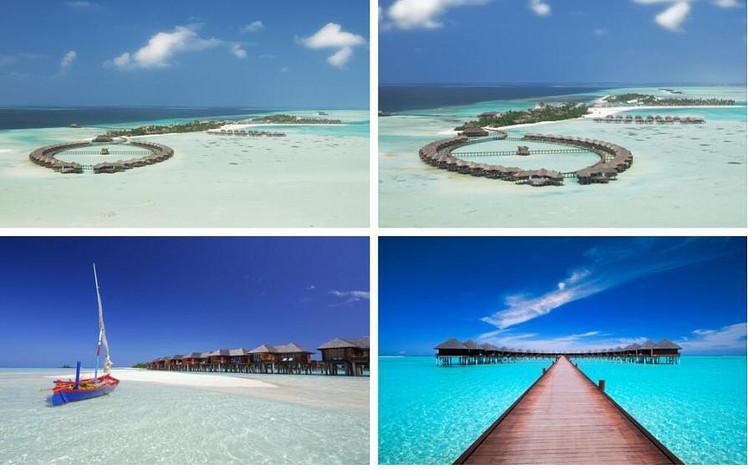 [中文管家] 马尔代夫-双鱼岛>拖尾沙滩,潜水学校,蜜月