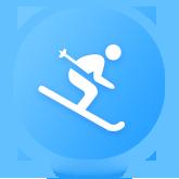静之湖滑雪