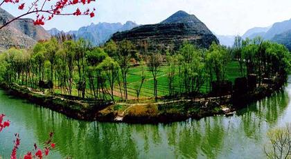 旅游新去处 德江县陶缘水乡景区打造已初步完成