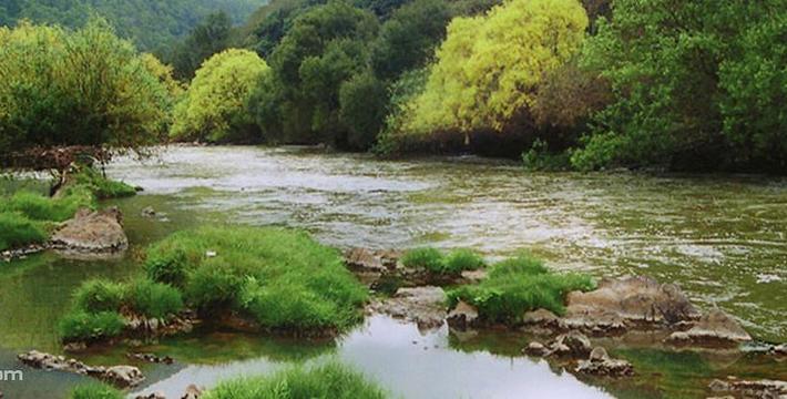 云南省昆明安寧市青龍鎮青龍峽風景區