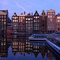荷兰阿姆斯特丹通票