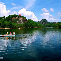 龙岩石门湖