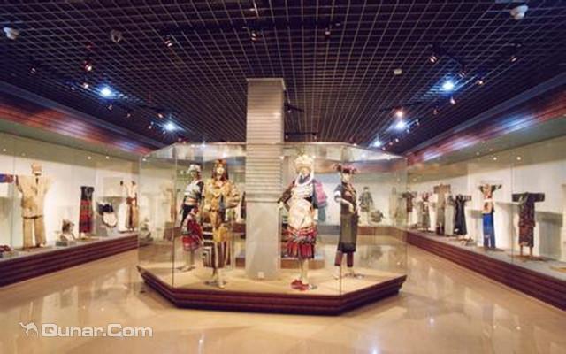 中央民族大学-民族博物馆