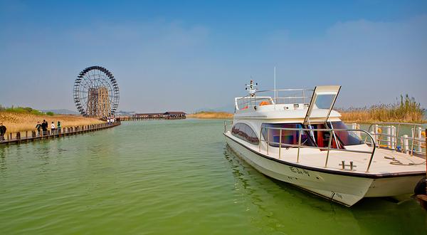 太湖游船、快艇(太湖公园码头)