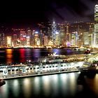 香港洋紫荆游船