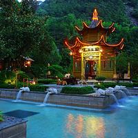 黄山温泉-天下名泉