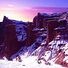 温宿神秘大峡谷