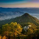 腾冲云峰山原始森林公园