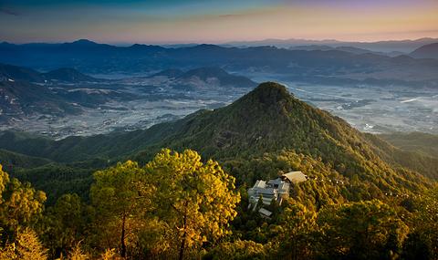 腾冲云峰山原始森林公园景点门票图片