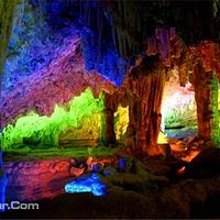 黄龙洞景区