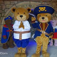 芭堤雅泰迪熊博物馆