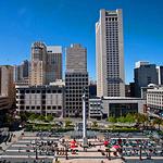 旧金山联合广场