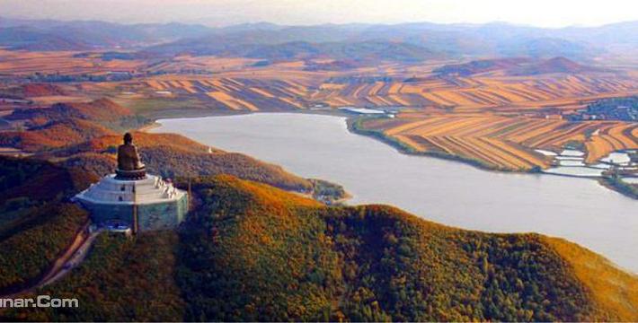 吉林敦化六鼎山文化旅游区