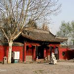 汉中武侯墓风景区