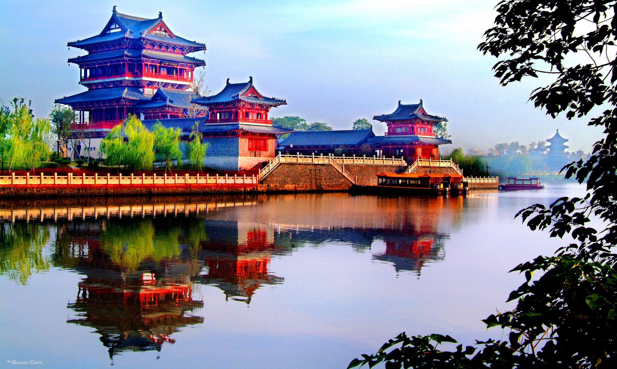 上海周邊推薦_上海泰州旅游地點_上海周邊1日游景點