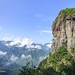 丽水龙泉山