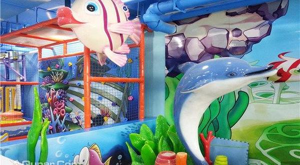 奇乐儿儿童主题公园(天齐路店)