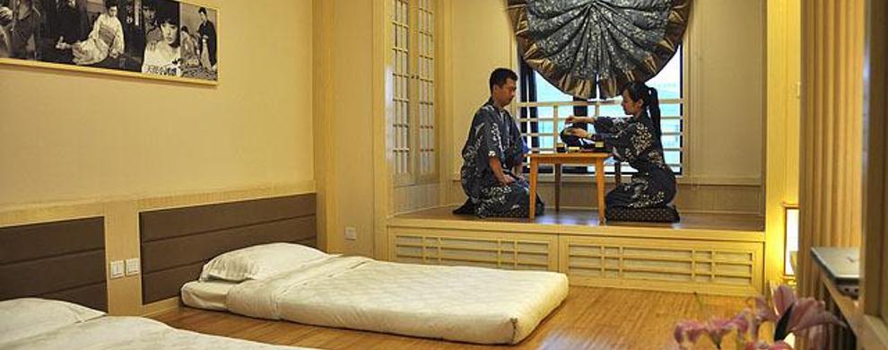 特色日式房