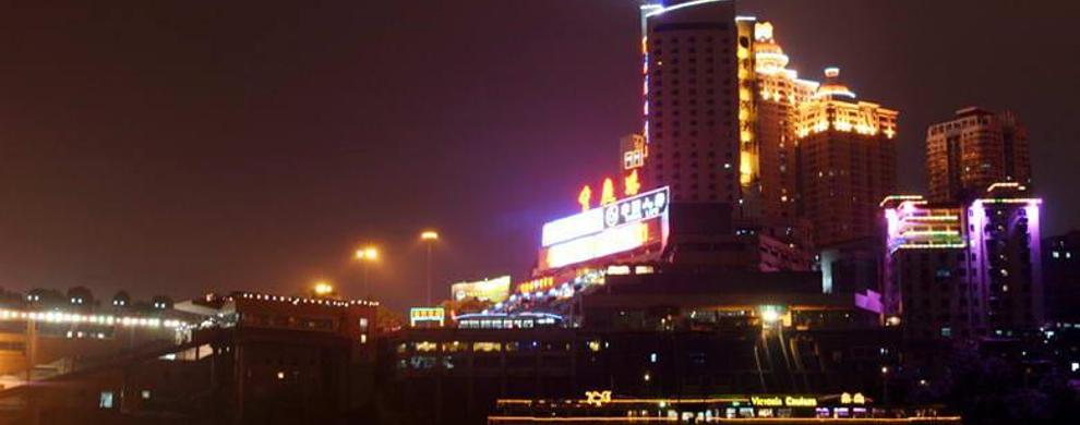 不览夜景,枉到重庆