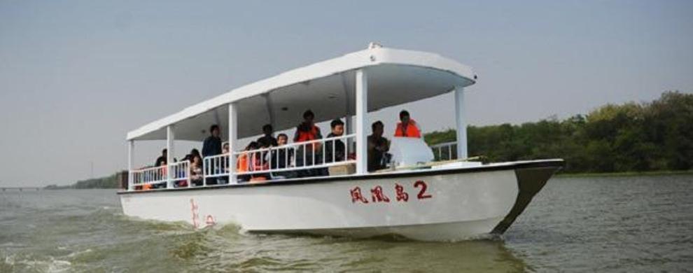 七河八岛水上游
