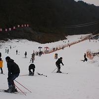 神农架天燕滑雪场
