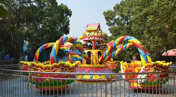 南郊公园魔幻乐园