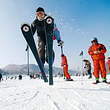 九嵕山必捷滑雪场