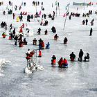 金银滩水上乐园滑雪场