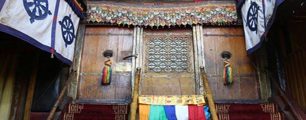 帕巴拉康—圣观音殿