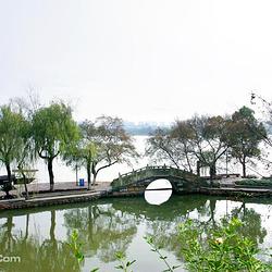 嘉兴南湖景区
