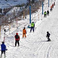 齐陵蓝溪国际滑雪场