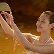 中国死海运城盐湖