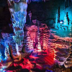 泰山地下溶洞漂流(原泰山大裂谷)