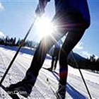 山东东营龙居桃花岛滑雪场